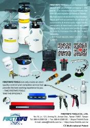 FirstInfo Tools Catalog 2020