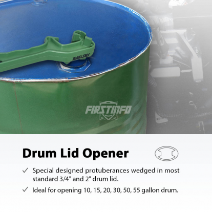 Drum Accessory - Opener Wrench (Green)