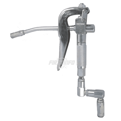 High Pressure Lubrication Boost Grease Gun with 360 Z Swivel