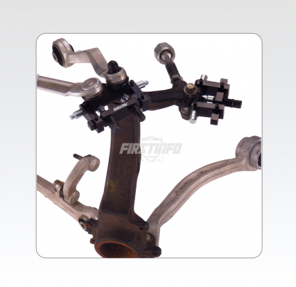 Universal Multi-steering Knuckle Spreader Tool Kit