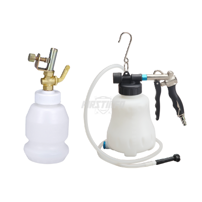 1.1L Pneumatic Operated Brake Fluid Extractor (with Refilling Bottle)