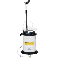 6L Pneumatic Oil & Fluid Extractor with Brake Bleeder Hose