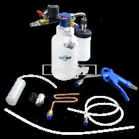 3 in 1 Air / Pneumatic Engine Intake System Carbon Washing Kit