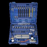 噴油嘴積碳清洗及汽油幫浦壓力測試組