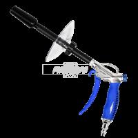 高流量可調整風量氣壓槍(附高流量噴嘴及防回噴保護罩)