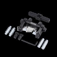 萬用型單軸及雙軸兩用仰角撐開工具組