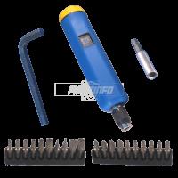 "1/4"" (6.35mm) Hex. Drive 1~4 N.m. Adjustable Torque Screwdriver"