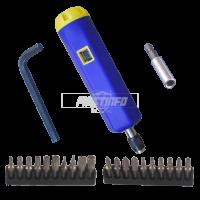 "1/4"" (6.35mm) Hex. Drive 2~10 N.m. Adjustable Torque Screwdriver"