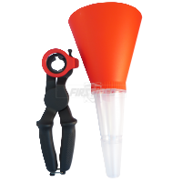 Adjustable Universal Oil Funnel Set