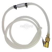 Lockable Brake Fluid Bleeder Hose (with Check Valve)