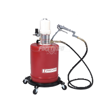 5 Gallon Air Grease Pump w/ High Pressure Booster Gun